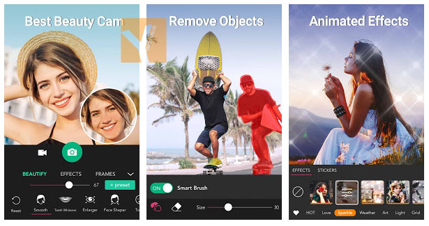 youcam perfect app YouCam Perfect