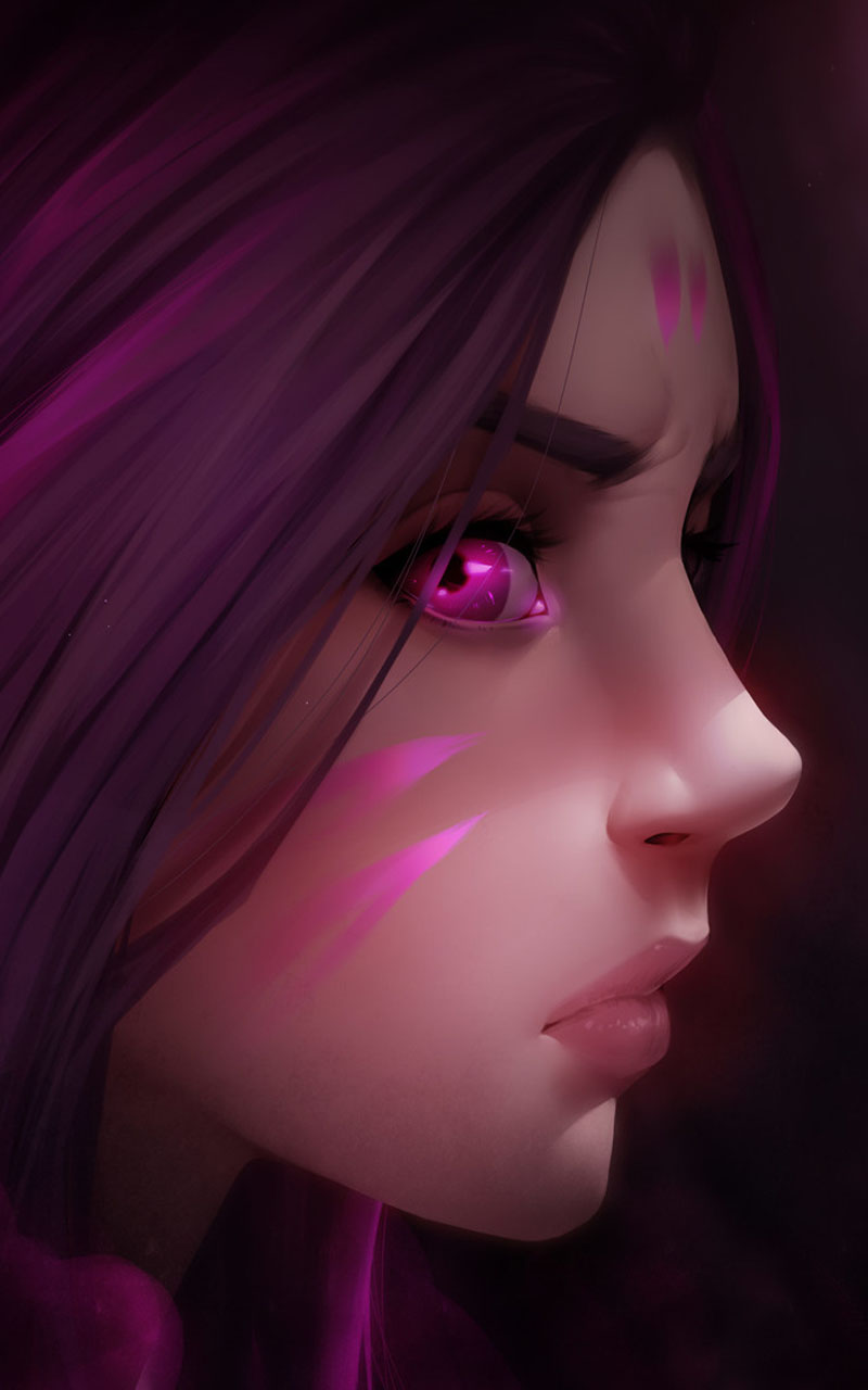 Kaisa Live Wallpaper - Daughter of the Void